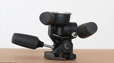 Manfrotto 804 RC2 3 way tripod head