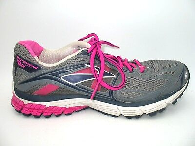 BROOKS RAVENNA 5 Running Gray Athletic Running 5 Training Sneaker Schuhes Damenschuhe ... bcc6a2
