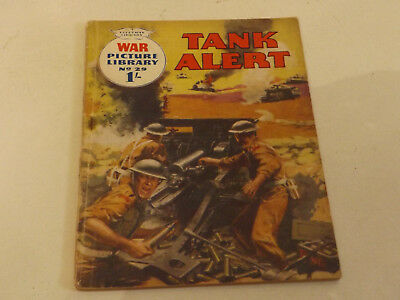 WAR PICTURE LIBRARY NO 29 !,dated 1959 !,GOOD for age,great 59 !YEAR OLD issue.