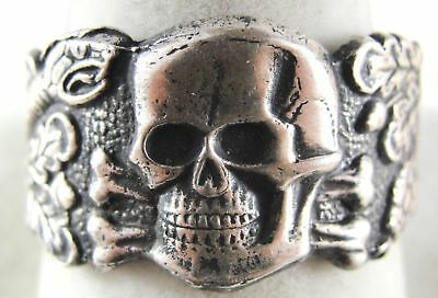 German Kantine Wehrmacht Ring   WK, WW