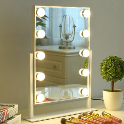 8 LEDs Vanity LED  MIRROR LIGHTS Kit for Makeup Hollywood Mirror with Light