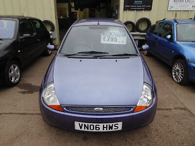 Ford Ka Luxury  L Petrol Purple