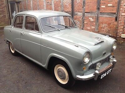 1955 Austin A50 Cambridge 1 Family Owner From New,very Original,loads Of History