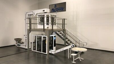 VFFS Masipack Vertical Form Fill and Seal Packaging Machine.