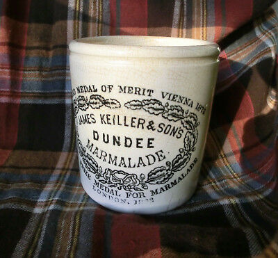 Antique James Keiller & Sons Dundee Marmalade – Maling Newcastle