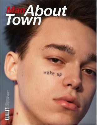 Man About Town Spring/Summer 2018 *sold out Sasha Trautvein cover* Xavier Dolan