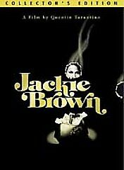 Jackie Brown Dvd Movie Samuel L Jackson Pam Grier 2 Disc Collector's Edition