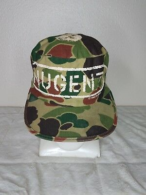 Ted Nugent Rock Caps Hat Made USA Cool! OSFA 1980's Vintage 1982