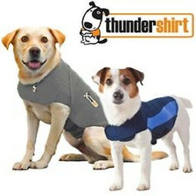 Thundershirt Dog Insanely Calm Anxiety Treatment - Authentic  XXS, S, Med, L, XL