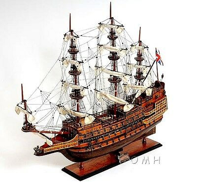 """SOVEREIGN OF THE SEAS """"FULLY ASSEMBLED""""  Wooden Ship Model"""