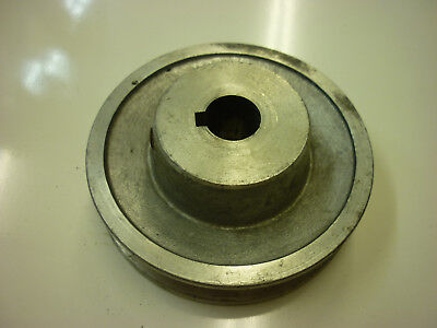 """Picador Style  3, 12"""" v Pulley, NOS vee, with keyway, Steam, model engineer,"""