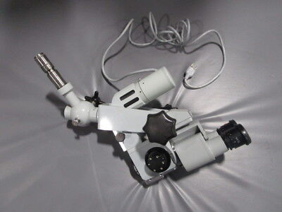 Carl Zeiss Opmi 1 Surgical Microscope with F=200 Lens