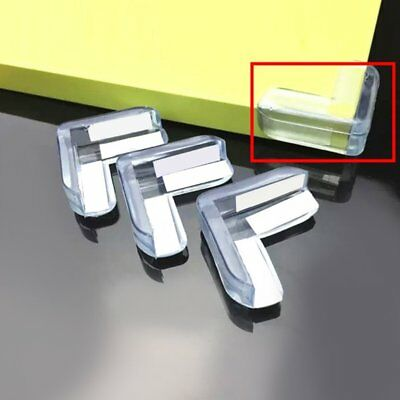 4pcs Baby Child Safety Protect Table Desk Corners Cushion Guard Bumper Pads NB
