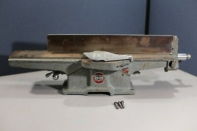 "Delta Rockwell Jointer w Autoset Jointer Fence 4"" Precision Jointer"