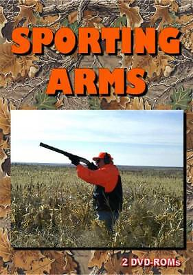 15Sporting Arms - library of reference materials 2 DVD-ROM digital library boxed