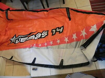 North Kiteboarding kite Ve9sas hexrib N0020934