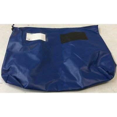 Val-U-Mail Large Security Mailing Post Gusset Pouch GP2 Blue Colour