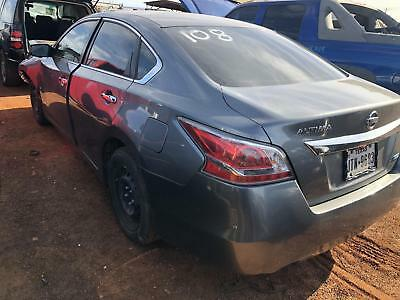 2014 NISSAN ALTIMA DRIVER ROOF AIRBAG ONLY LH SIDE 4DR ROOF AIRBAG thru 12/13 14