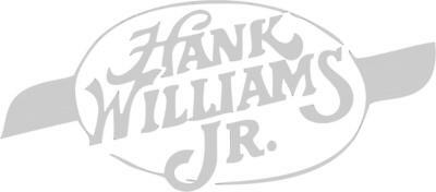 Hank Williams Jr Logo Car / Truck Decal With Alcohol Pad~ Reflective ~ 1110