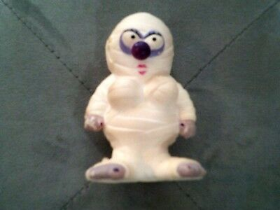 Vintage 1989 Applause Foam Mummy Halloween Figure 3.5 inches