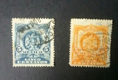 Early Mexican Stamps