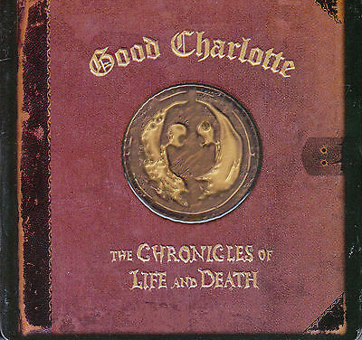 GOOD CHARLOTTE - The Chronicles of LIFE and DEATH > CD , Tin Metal Case ,wie NEU