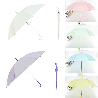 Transparent Umbrella Clear Rain Parasol Dome Shaped Wedding Party Favor Fashion