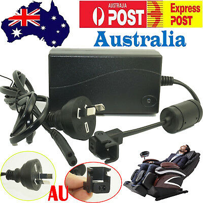 Electric Supply Recliner Sofa Lift Chair Charger Power Adapter Plug Transformer