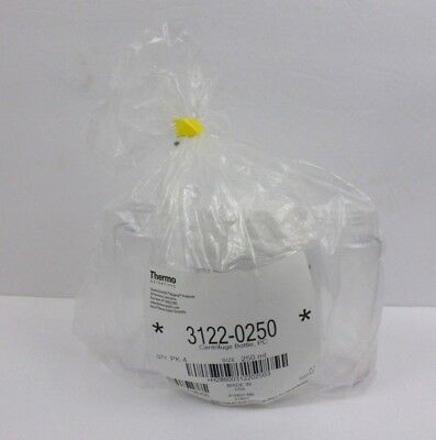 Thermo Scientific 3122-0250 Polycarbonate Centrifuge 250mL Bottles - Bag of 4