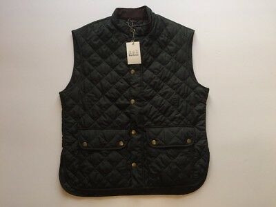 Barbour Quilted Vest Men's XL