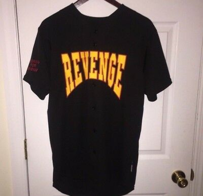 6822b8073c8c DRAKE REVENGE SUMMER Sixteen Tour Long Sleeve Shirt Black S -  15.95 ...