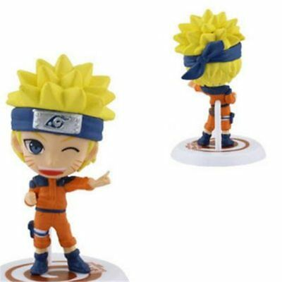 Naruto Action Figure Anime Ninja Model Toy Collection For Children Boys Gift