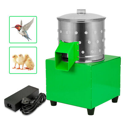 Updated Chicken Dove Feather Plucking Machine Poultry Plucker Birds Depilator
