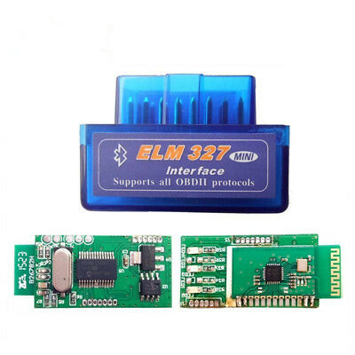 ELM327 Bluetooth V1.5 OBD2 Code Reader PIC18F25k80 Auto Scanner Tool for Andriod