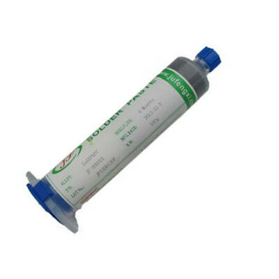 100g SMT Lead Solder Paste Sn63/Pb37 Soldering Flux Iron Paste Syringe Dispenser