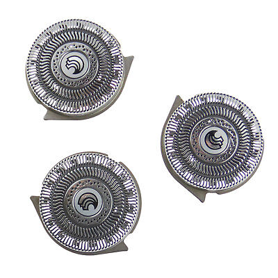 3x Shaver Heads Replacement For Philips HQ8 HQ9 Electric Razor Blades Foils