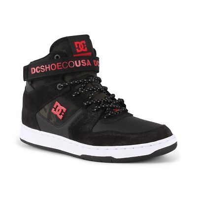 DC Shoes Pensford SE - Black / White / Red