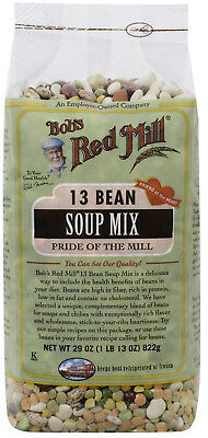 Bob's Red Mill, 13 Bean Soup Mix, 29 Oz (822 G)