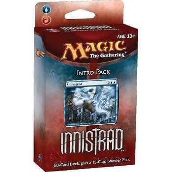 MTG INNISTRAD * Innistrad Intro Pack - Eldritch Onslaught