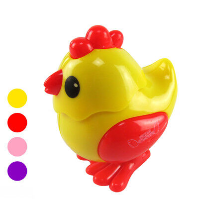 Cute Cartoon Chicken Funny Wind Up Clockwork Educational Baby Spring Toy Opulent