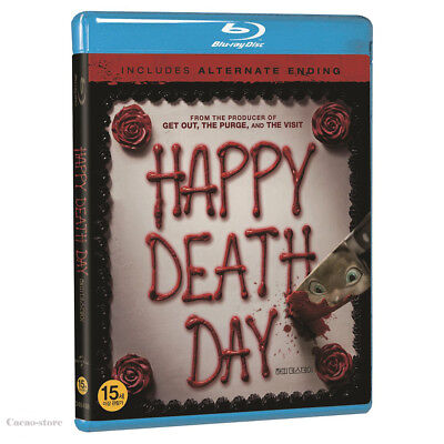 Happy Death Day ( Blu-ray ) Christopher Landon / Region A