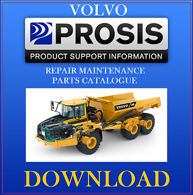 Volvo Prosis 2017 Latest Release Repair Maintenance Parts Catalogue Download