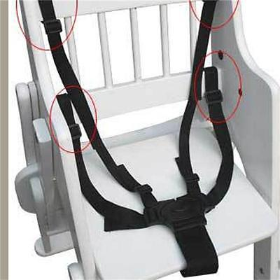 Baby Infant Safe Belt Strap Harness for Stroller High Chair Pram Buggy N7