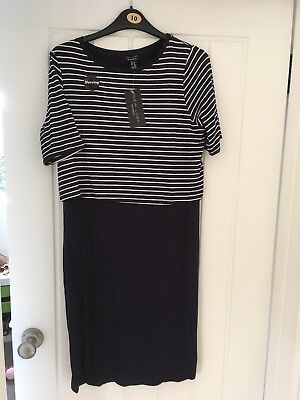 New Look Maternity/nursing Dress size 10