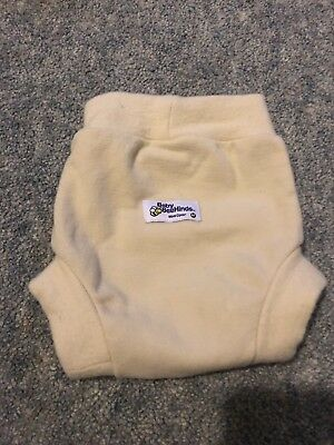 Baby Beehinds Wool Nappy Cover, Size Medium