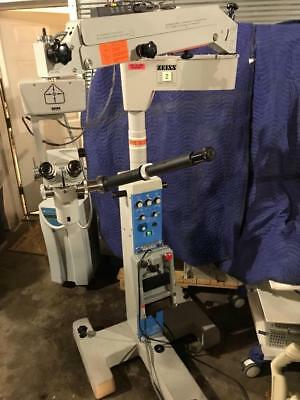 ZEISS OPMI 6-CFC  XY Operating Microscope -Ophthalmology w/ smartphone adapter