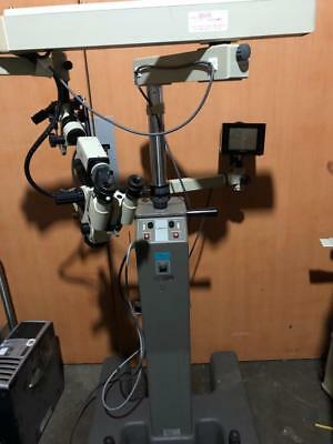 Storz Urban M5 Ophthalmology Operating microscope with video & XY