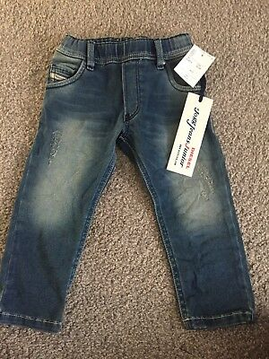 Diesel Jeans Age 24 Months Brand New Rrp £88