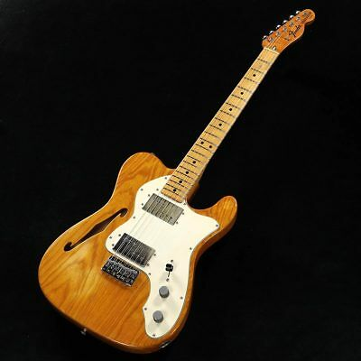 Used Fender USA Telecaster Thinline 1973 Electric Guitar From Japan