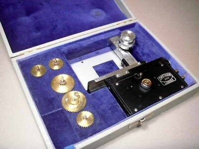 Microscope Accessory: Point Counting Stage by Swift